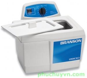 Bể rửa siêu âm Branson dòng M và MH